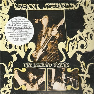 Album Cover of Soebardja, Benny - The Lizard Years