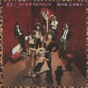 Album Cover of R.E.O. Speedwagon - Nine Lives