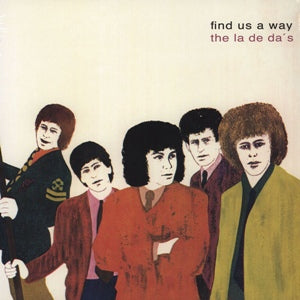 Album Cover of La De Da's - Find Us A Way  (Vinyl Reissue)