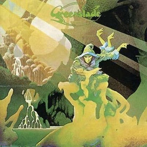 Album Cover of Greenslade - Greenslade  (Vinyl Reissue´)