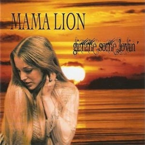 Album Cover of Mama Lion - Gimme Some Lovin'  (Vinyl Reissue - coloured red)