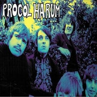 Album Cover of Procol Harum - A Robe Of Silk - Rare Tracks From Early Days 1967-1969  (Vinyl)