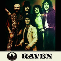 Album Cover of Raven - Who Do You See...  (Vinyl Reissue)