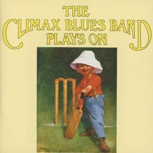 Album Cover of Climax Blues Band - Plays On  (Vinyl Reissue)