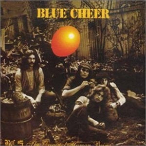 Album Cover of Blue Cheer - The Original Human Being  (Vinyl Reissue)