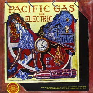 Album Cover of Pacific Gas & Electric - Get It On  (Vinyl Reissue)