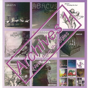 Album Cover of Abacus - Archives 1 - News From The 80ies