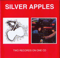 Album Cover of Silver Apples - Silver Apples + Contact   (2 on 1 CD)