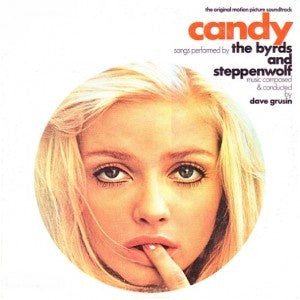 Album Cover of Dave Grusin & Roger Mc Guinn - Candy (O.S.T. Vinyl feat. Byrds, Steppenwolf)