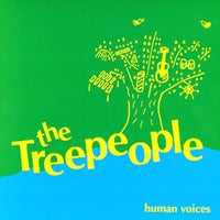Album Cover of Tree People, The - Human Voices  (Vinyl Reissue)