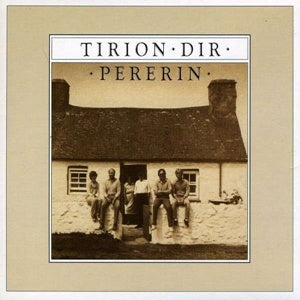 Album Cover of Pererin - Tirion Dir  (Vinyl Reissue)