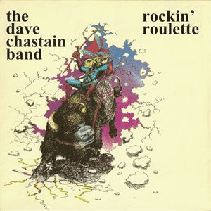 Album Cover of Dave Chastain Band, The - Rockin' Roulette  (Vinyl Reissue)
