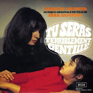 Album Cover of Jacques Loussier - Tu Seras Terriblement Gentille  (Vinyl Reissue O.S.T.)