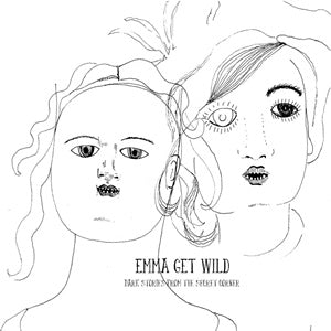 Album Cover of Emma Get Wild - Dark Stories From The Secret Corner  (Vinyl)
