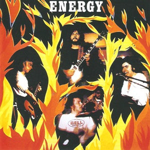 Album Cover of Energy (Sweden) - Energy  (Vinyl Reissue)