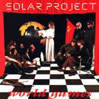 Album Cover of Solar Project - World Games