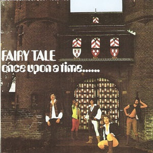 Album Cover of Fairy Tale (Dutch Prog) - Once Upon A Time
