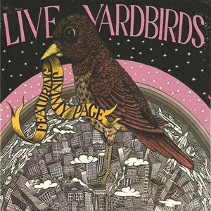 Album Cover of Yardbirds - Live Yardbirds  (Vinyl Reissue)