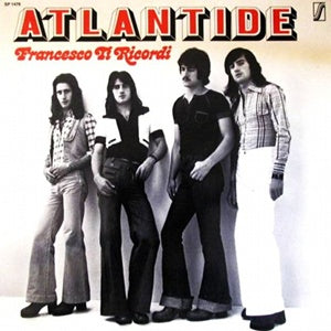 Album Cover of Atlantide - Francesco Ti Ricordi
