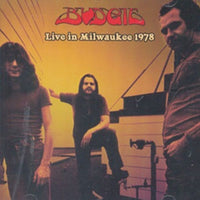 Album Cover of Budgie - Live In Milwaukee 1978