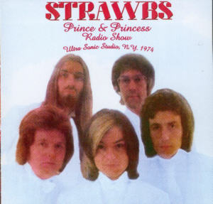 Album Cover of Strawbs - Prince&Princess (Radio Show N.Y. 74
