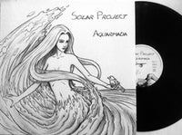 Album Cover of Solar Project - Aquarmada  (black vinyl)