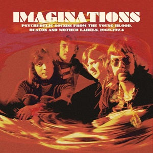 Album Cover of V.A. - Imaginations: Psychedelic sounds from the Young Blood, Beacons and Mother Labels, 1969-1974  (Vinyl)