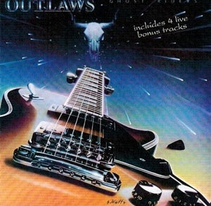 Album Cover of Outlaws - Ghost Riders  + 4 live bonus tracks