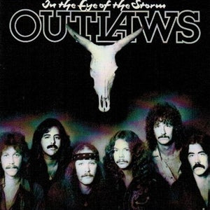 Album Cover of Outlaws - In The Eye Of The Storm