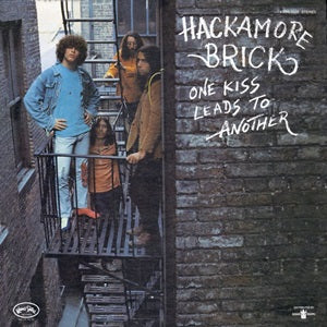 Album Cover of Hackamore Brick - One Kiss Leads To Another  (Vinyl Reissue) + bonustrack