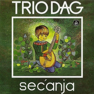 Album Cover of Trio Dag - Secanja