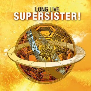 Album Cover of Supersister - Long Live Supersister