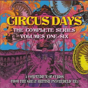 Album Cover of V.A. - Circus Days: