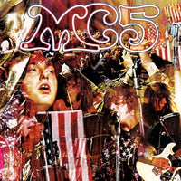 Album Cover of MC5 - Kick Out The Jams  (Vinyl Reissue)