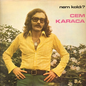 Album Cover of Karaca, Cem - Nem Kaldi?  (Vinyl Reissue)