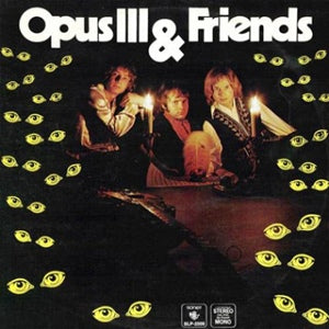 Album Cover of Opus III - Opus III & Friends  (Vinyl Reissue)
