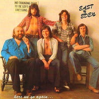 Album Cover of East Of Eden - Here We Go Again