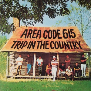 Album Cover of Area Code 615 - Trip In The Country