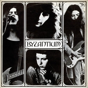 Album Cover of Byzantium - Live And Studio