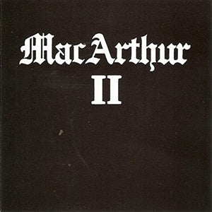 Album Cover of Mac Arthur - Mac Arthur II