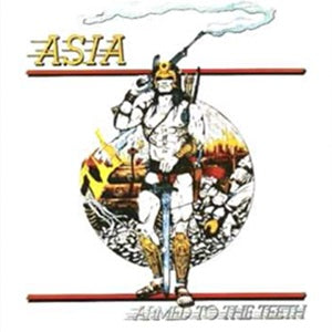 Album Cover of Asia - Armed To The Teeth  (Vinyl reissue)