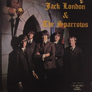 Album Cover of Jack London & The Sparrows - Jack London & The Sparrows  (Vinyl)