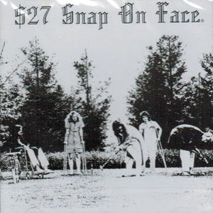 Album Cover of $27 Snap On Face - Heterodyne State Hospital