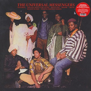 Album Cover of Universal Messengers, The - An Experience In The Blackness Of Sound  (Vinyl)