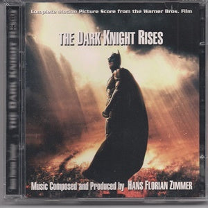 Album Cover of Zimmer, Hans - The Dark Knight Rises  (Soundtrack Score)