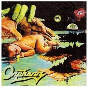 Album Cover of Orphann - Up For Adoption