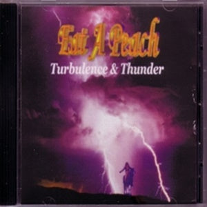 Album Cover of Eat A Peach - Turbulence & Thunder