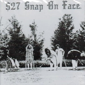 Album Cover of $27 Snap On Face - Heterodyne State Hospital  (Vinyl Reissue)