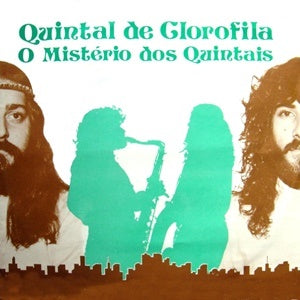 Album Cover of Quintal de Clorofila -  O Misterio dos Quintais + Bonustracks