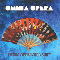 Album Cover of Omnia Opera - Omnia Opera / Red Shift  (Double CD Reissue)